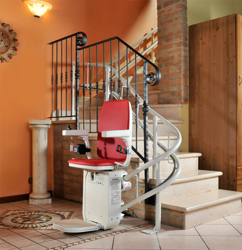 Cainu0027s Mobility Oklahoma » Stair Lifts » Broken Arrow