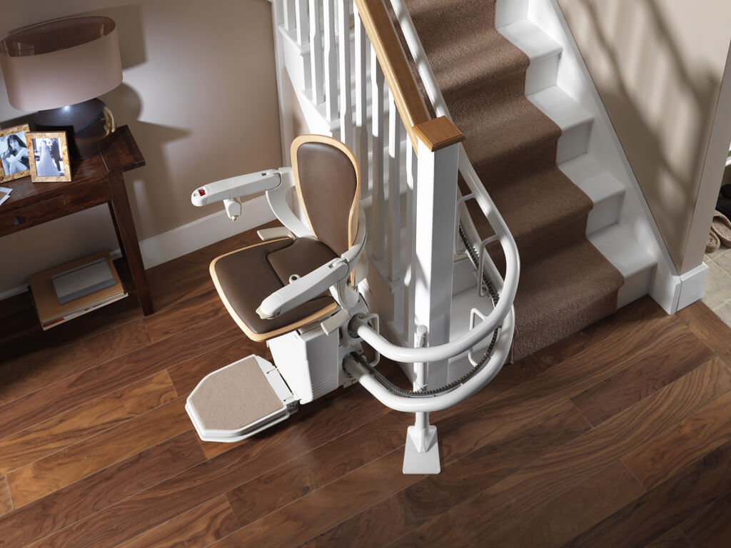 Attractive Cainu0027s Mobility Oklahoma » Stair Lifts » Broken Arrow