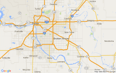 Freedom Oklahoma Map.Best Tulsa Stair Lift Installer Cain S Mobility Ok